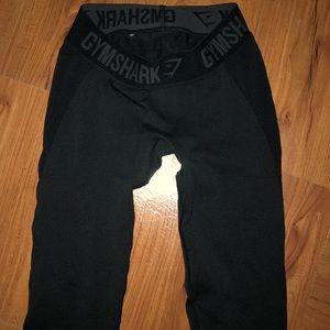 Gym shark flex leggings black/charcoal
